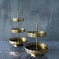 black cupcake stand vintage black gold cupcake stand hanging cake stand handle 2 tier and 3 black cupcake stand