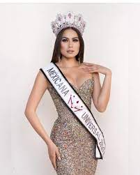 Alma Andrea Meza Carmona was born on... - Real Beauty Pageant