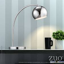 solaris table lamp zuo mod