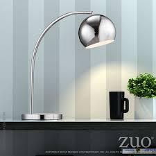 solaris table lamp zuo mod