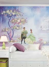 disney princess and the frog wall mural