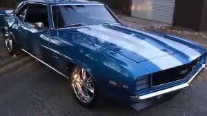 69 camaro z28 pro touring for sale - YouTube