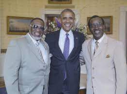 Impressions members Fred Cash and Sam Gooden invited to White House to meet  Obama | Chattanooga Times Free Press
