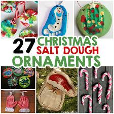Salt Dough Gift TagsSalt Dough Christmas Gifts