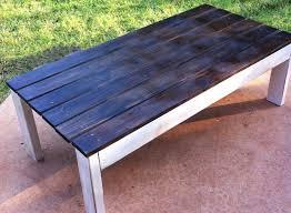 adirondack outdoor coffee table ana white
