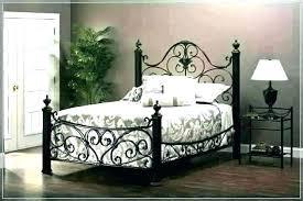 iron bed frames king – brittaniemcelwain.co