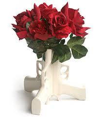 Decoration: 83 - Art Deco Flower Vase