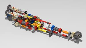 The gearbox is equally as complex, with eight fully functioning gears. 42083 Bugatti Chiron Mods And Improvements Page 8 Lego Technic And Model Team Eurobricks Forums