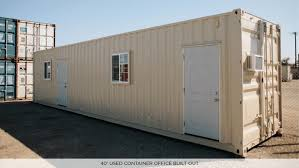 Container Office Design Classy MOBILE OFFICES LIVING SPACES CONTAINER CARGO Midstate Containers