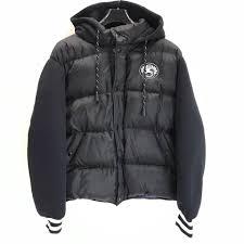 Mens Designer Padded Jacket Burberry Black Mens Hooded Padded Jacket Us46 Coat Size 22 Plus 2x 49 Off Retail