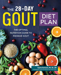 Diet Chart For Gout Arthritis The 28 Day Gout Diet Plan The Optimal Nutrition Guide To