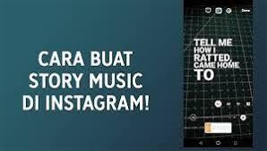 Namun kamu tidak perlu khawatir, ada beberapa cara agar kamu bisa menikmati fitur ini yaitu dengan menggunakan aplikasi ataupun tanpa aplikasi. Cara Membuat Instagram Music Di Instagram Stories 2021 Cara1001