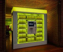 Sephora Vending Machine Extraordinary From Dispensing Gold To Caviar Here Are Top 48 Luxury Vending