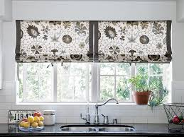 Roller Blind For Kitchen Roller Blinds For Kitchen Windows Window Treatments Design Ideas