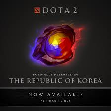 dota 2 now officially launched in korea rebrn com