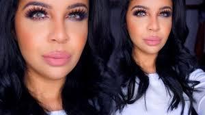 kylie jenner inspired makeup tutorial 2016 um skin tone