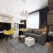 Yellow Chairs Living Room Yellow Eames Chair Interior Design Ideas