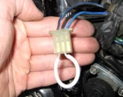 bridging the fuel pump relay honda shadow forums shadow new wiring ered into the relay wires