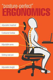 Ergonomic office chairs Stylish Good Sitting Posture Everyday Health How To Choose The Best Ergonomic Office Chair Officechairscom