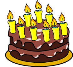 9th Birthday Cake Png Svg Clip Art For Web Download Clip Art Png