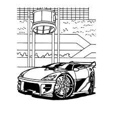 Leuk Voor Kids Hot Wheels Kleurplaten