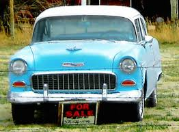 Chevrolet Bel Air Questions - What is a 55 Chev 210 worth ...