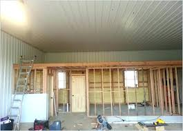pole barn interior walls garage interior wall covering awe inspiring ideas info home 6 pole barn