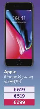 iphone 6 64gb abonnement proximus