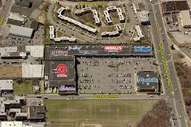 port ny meadowbrook commons retail space kimco realty meadowbrook commons aerial