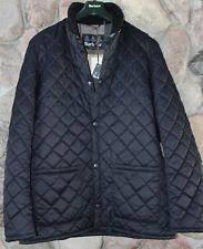 Barbour Coat   eBay & Barbour Jacket Coat Pembroke Quilt MQU0856NY91 Navy New XX-Large XXL Adamdwight.com