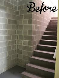painted basement stairs. More Pictures Of Basement Remodel We Ripped Up The Old Carpet And Painted  The, Home Stairs T