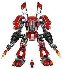 Kaufe LEGO Ninjago - Movie - Fire Mech (70615)