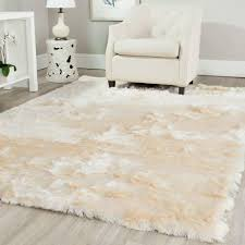 ikea white shag rug. Home Interior: Successful Fur Shag Rug 4 X 5 Luxury Black Brown White Faux Long Ikea U
