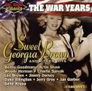 Big Band Classics the War Years: Sweet Georgia Brown