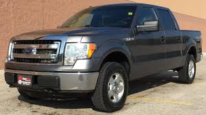 2013 Ford F-150 XLT 4WD - Crew Cab, 5.0L, Alloy Wheels