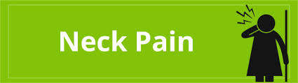 Image result for neck pain banner