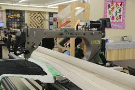 SUMMARY LIST OF USED LONGARM QUILT - Accomplish Quilting & 2003 Gammill Classic Plus 26 on 12' pivotal access frame with canvas  leaders, swivel casters, and poly stand top. Adamdwight.com