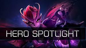 dota 2 hero spotlight dark willow youtube