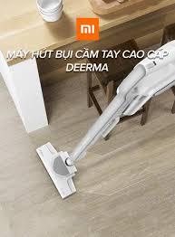 Máy hút bụi cầm tay Xiaomi Deerma DX700 2 trong 1 Chính hãng bảo hành 12  tháng – Mi Center Viet nam