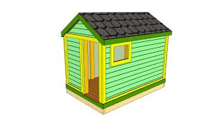 playhouse plans free