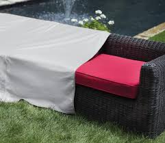 outdoor furniture cover. PCI Armless Sectional Chair Outdoor Furniture Cover