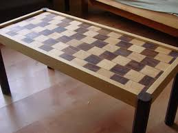 Instructables Coffee Table How To Build A Cafe Wall Illusion Coffee Table 6 Steps With