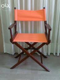 director s chair folding chair for for philippines find brand new director s chair folding chair for on olx