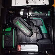Khoan Pin Hitachi phù hợp cho rất nhiều... - Tổng kho sỉ - lẻ điện máy