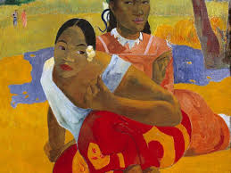 a gauguin painting broke the record this week ing for nearly 300 million