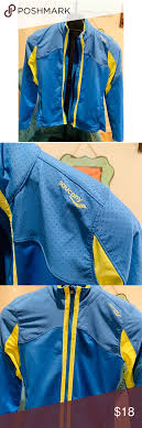 Saucony Light Up Jacket Saucony Lightweight Jacket Size Small Beautiful Condition