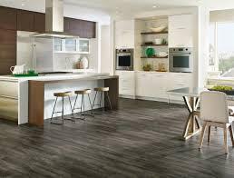 armstrong luxury vinyl plank flooring lvp gray wood look kitchen dining ideas