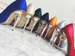 green shoes for wedding. 2016 best selling grey/blue satin wedding shoes heels bridal for prom green
