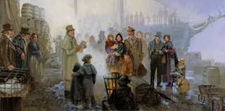 Image result for Liverpool emigrants