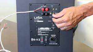 How To Install a HomeTheater Subwoofer - YouTube